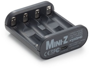 Mini z racing italia shop for Caricabatterie ultimate speed